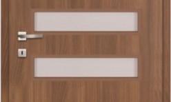 Faneruotos vidaus durys #17