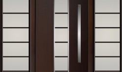 Faneruotos vidaus durys #29