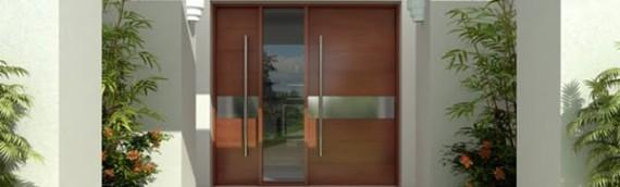 Modernus namų durų dizainas 2014-2015
